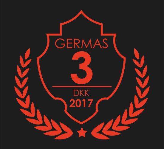 Juara 3 GERMAS (Gerakan Masyarakat Hidup Sehat) di- DKK 2017