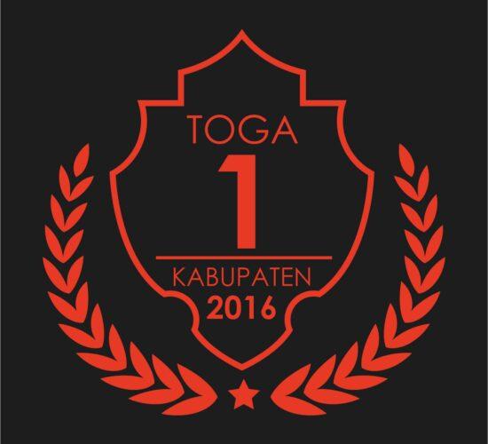 Juara 1 TOGA (Tanaman Obat Keluarga) Tahun 2016